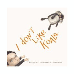 I Don't Like Koala - Carte in engleza