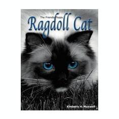 The Friendly Floppy Ragdoll Cat - Carte in engleza