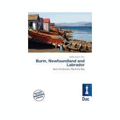 Burin, Newfoundland and Labrador - Carte in engleza