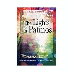 The Lights in Patmos - Carte in engleza