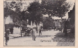 DOBROGEA , TURTUCAIA - VEDEREA UNEI STRADE , CIRCULATA AUG.*933, Printata