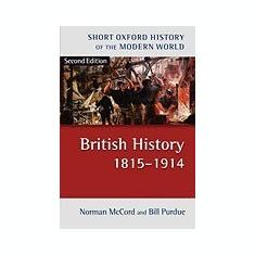 British History, 1815-1914 - Carte in engleza