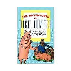 The Adventures of High Jumper - Carte in engleza