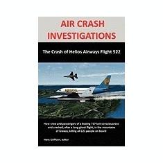 Air Crash Investigations: The Crash of Helios Airways Flight 522 - Carte in engleza