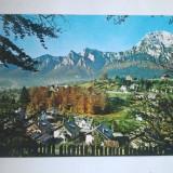 CARTE POSTALA BUSTENI ROMANIA 1971 CIRCULATA - Carte Postala Transilvania dupa 1918, Fotografie