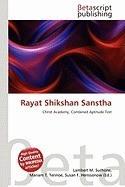 Rayat Shikshan Sanstha