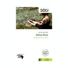 Belize River - Carte in engleza