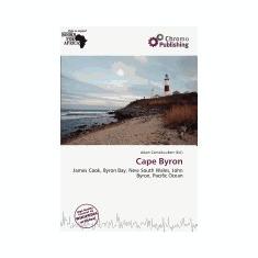 Cape Byron - Carte in engleza