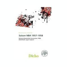 Saison NBA 1957-1958 - Carte in engleza