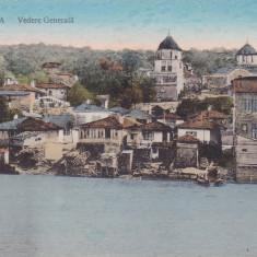DOBROGEA, TURTUCAIA, VEDERE GENERALA - Carte Postala Dobrogea dupa 1918, Necirculata, Printata