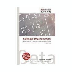 Solenoid (Mathematics) - Carte in engleza