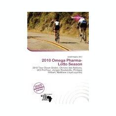 2010 Omega Pharma-Lotto Season - Carte in engleza