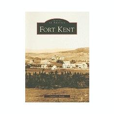 Fort Kent - Carte in engleza