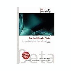 Robledillo de Gata - Carte in engleza