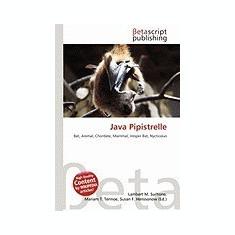 Java Pipistrelle - Carte in engleza