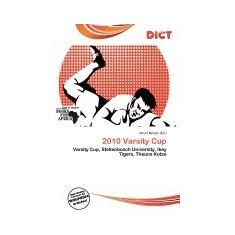 2010 Varsity Cup