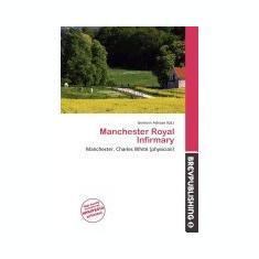 Manchester Royal Infirmary - Carte in engleza