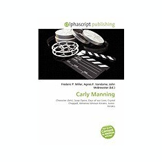 Carly Manning - Carte in engleza