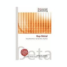 Rap Metal - Carte in engleza