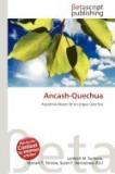 Ancash-Quechua