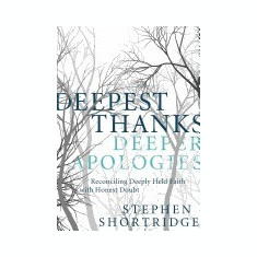 Deepest Thanks, Deeper Apologies - Carte in engleza