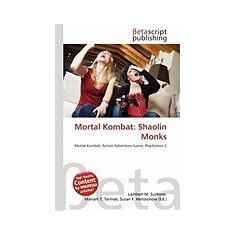Mortal Kombat: Shaolin Monks - Carte in engleza