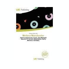 Melissa Manchester - Carte in engleza