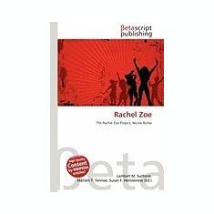 Rachel Zoe - Carte in engleza