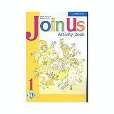 Join Us for English: Activity Book - Carte in engleza