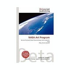NASA Art Program - Carte in engleza