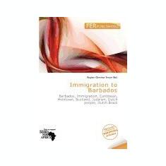 Immigration to Barbados - Carte in engleza
