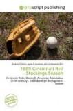 1889 Cincinnati Red Stockings Season