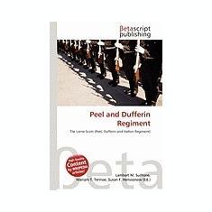 Peel and Dufferin Regiment