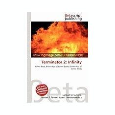 Terminator 2: Infinity - Carte in engleza