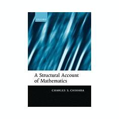 A Structural Account of Mathematics - Carte in engleza