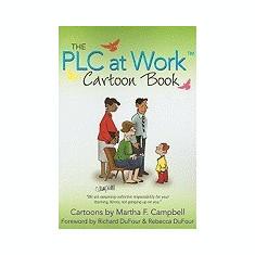 The PLC at Work Cartoon Book - Carte in engleza