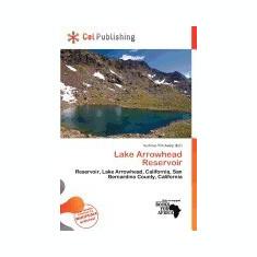 Lake Arrowhead Reservoir - Carte in engleza
