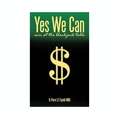 Yes We Can: Win at the Blackjack Table - Carte in engleza
