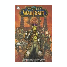 World of Warcraft, Book Four - Carte in engleza