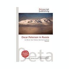 Oscar Peterson in Russia - Carte in engleza