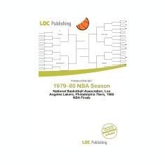 1979-80 NBA Season - Carte in engleza