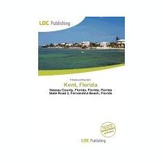 Kent, Florida - Carte in engleza