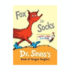 Fox in Socks: Dr. Seuss's Book of Tongue Tanglers - Carte in engleza