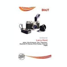 Larry Kent - Carte in engleza