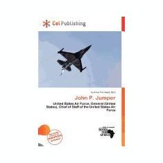 John P. Jumper - Carte in engleza
