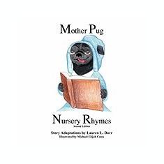 Mother Pug Nursery Rhymes (2nd Edition) - Carte in engleza