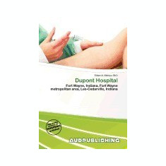 DuPont Hospital - Carte in engleza