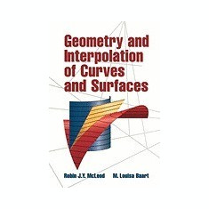 Geometry and Interpolation of Curves and Surfaces - Carte in engleza