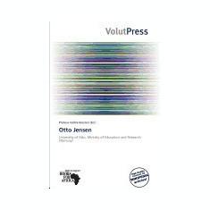 Otto Jensen - Carte in engleza