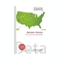 Ransom, Kansas - Carte in engleza
